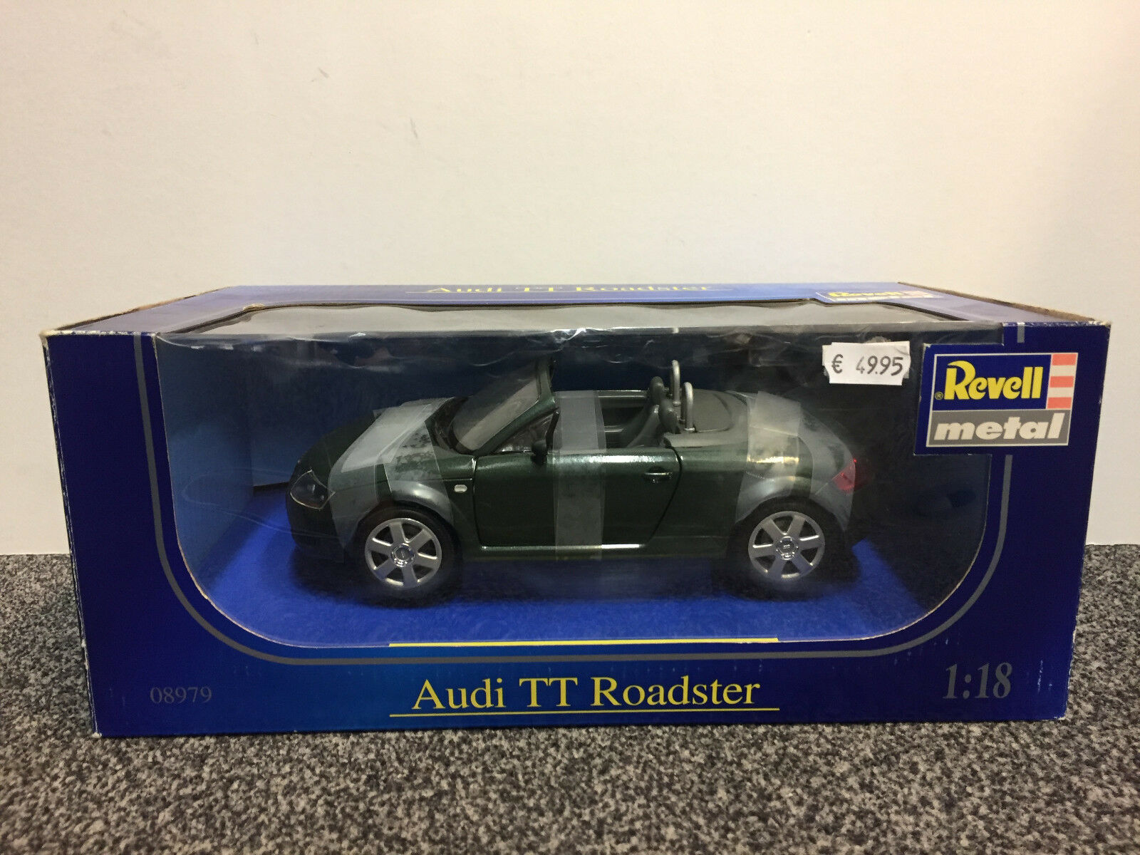 compras en linea Audi TT Roadster Roadster Roadster 1 18 Revell  alta calidad general