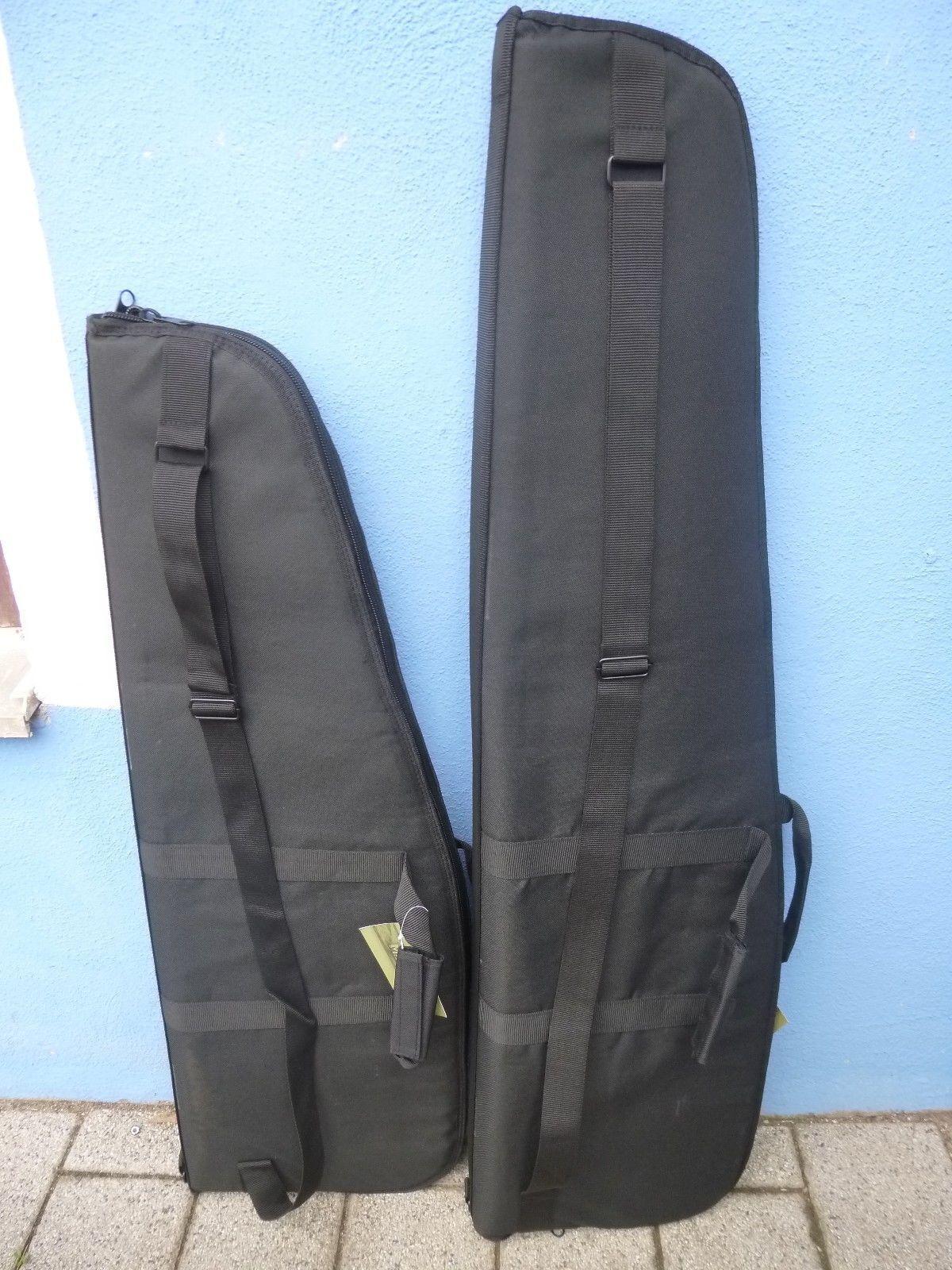Rifle Case Case Case Gewehrtasche Rilflecase m Gurt Gewehrfutteral Gewehr Tasche Neu 891460