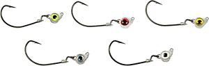 Z-Man Texas Eye Jigheads 3pk Articulated Swinging Jig Head Zman Fishing