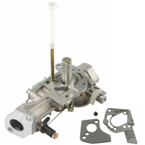 1x Carburetor Carb w// Gaskets Kit for Briggs /& Stratton 5hp engines 498298