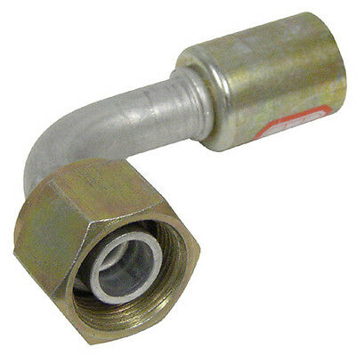 #8 ac hose fitting 90 degrees female