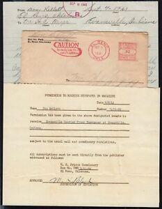 1941-Prisoner-letter-El-Reno-Oklahoma-2-page-letter-amp-prison-form