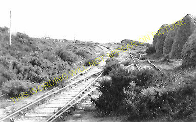 Buckie Drybridge Portessie to Keith Line. Rathven Railway Station Photo 2