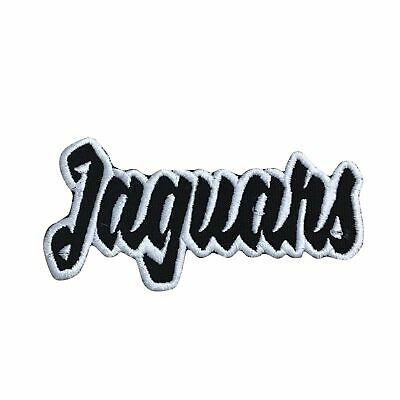 2x4 Leopards Color Choice Mascot//Team Name Iron on Applique//Embroidered Patch