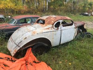 1938 Chrysler Royal Rat Rod reduced