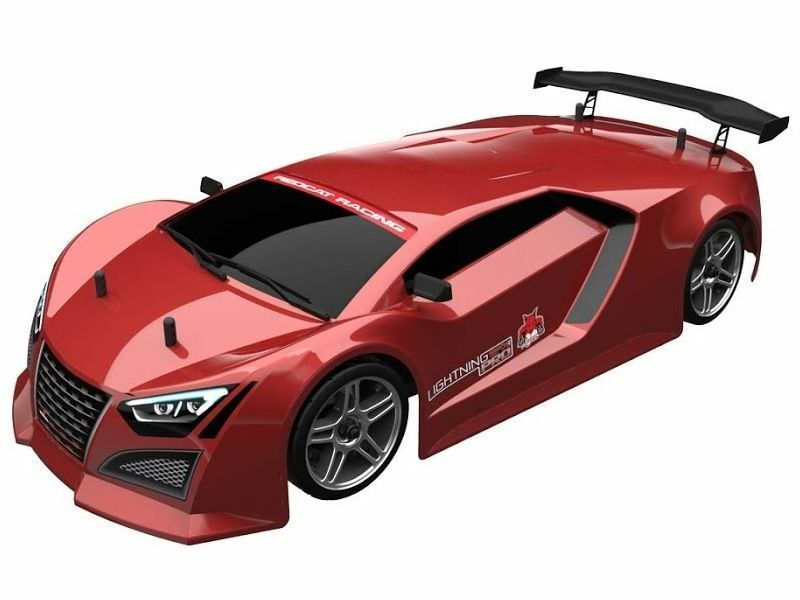 rojocat Racing Lightning EPX PRO 1 10 Scale Electric Brushless RC On Road Carrojo