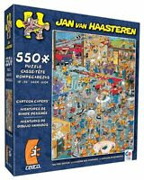 Ceaco Jan Van Haasteren Cartoon Capers The Fire Station Jigsaw Puzzle