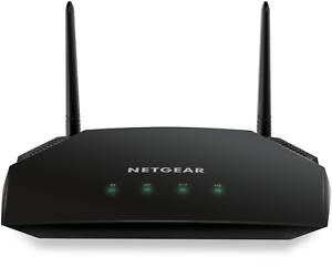 NETGEAR (R6260) AC1600 Wi Fi Router