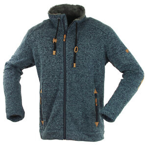 Lichtenau Atmungsaktiv Zu Fleece Herren Maul Strickfleece Polar Jacke Details Warm Super T1JFKc3ul