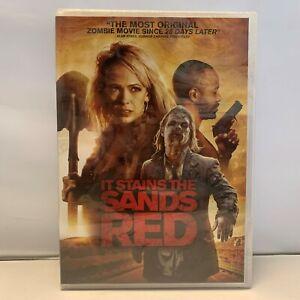 It-Manchas-The-Sands-Rojo-DVD-Nuevo