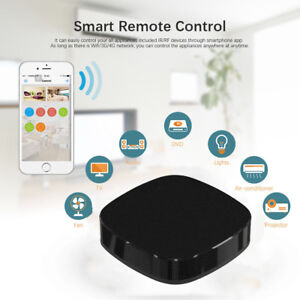 Details about Universal Smart Home Remote Control IR WiFi Automatic for  Alexa Google Assistant