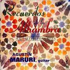 Recuerdos de la Alhambra: Solo Guitar Favourites (CD, Oct-2013, EMEC (Editorial de Musica Espanola))
