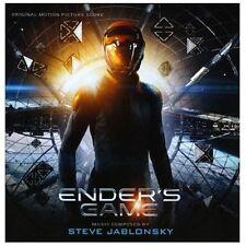 Ender's Game [Original Soundtrack] (CD, 2013, VarŠse Sarabande (USA) NEW SEALED
