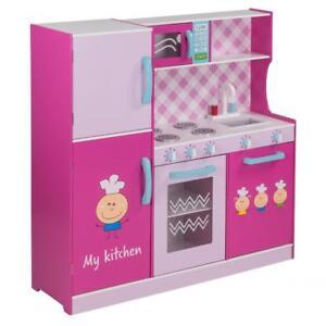 Kinderküche Holz Spielküche Kinderspielküche Spielzeugküche Küche Holzküche