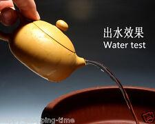 Teapot 200ml tea pot real yixing zisha duan clay pot Big red pouch Pu'er tea pot