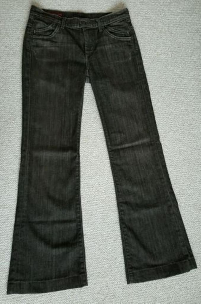 NWT  citizens of humanity jeans Hutton high rise wide leg size 24