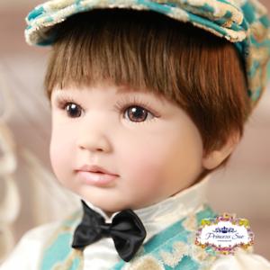Nuevo 22  Vinilo De Silicona Reborn Bebé Muñecas a mano realista muñecas Olivia Regalo