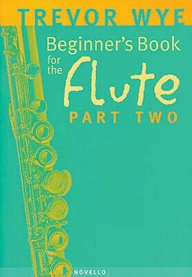 Wind & Woodwinds Beginner's Book For The Flute Part Two Book New 014003810 Reliable Performance Instruction Books, Cds & Video