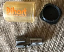 Dihart 1000 Carbide Tipped Reamer 6 Flute Teeth Length 58 1932 Shank