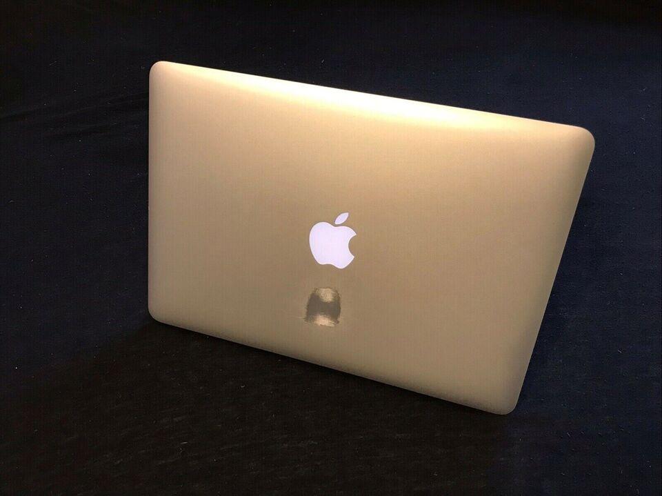 MacBook Air, Superkørende 2015 med 8 GB RAM, 1.6 GHz