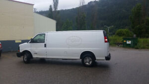 Chev Express For Sale