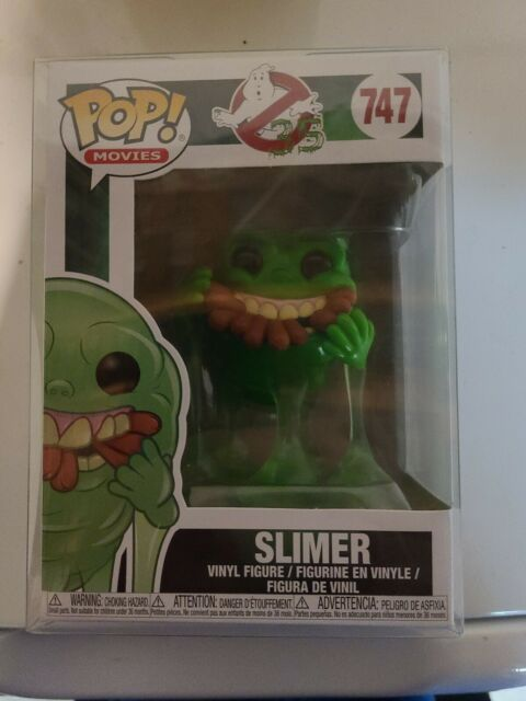 Ghostbusters Movies Slimer with Hot Dogs 39333 Funko POP