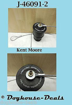 J-46091-2 6.6l Inner Cooler Tester, Kent Moore GM Dealer Tool, Free USA Ship