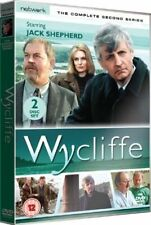 WYCLIFFE the complete second series 2. Jack Shepherd. New sealed DVD.