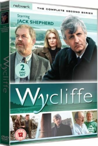 1 of 1 - WYCLIFFE the complete second series 2. Jack Shepherd. New sealed DVD.