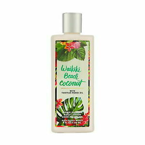 Bath Body Works Super Smooth 24hr Moisture Lotion Waikiki Beach Coconut