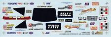 JOE AMATO TRW Mustang Funny Car Slixx Decals 7027