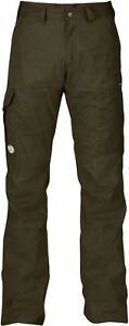 Fjaellraeven-Karl-Pro-Trousers-Wanderhose-Herren-Dark-Olive