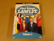 3-DVD BOX / CHEZ BOMPA LAWIJT - VOLUME 1