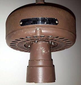 Hunter original vintage ceiling fan motor 36 old tyme 22270 hunter ventilador de techo original vintage motor 36 aloadofball Image collections