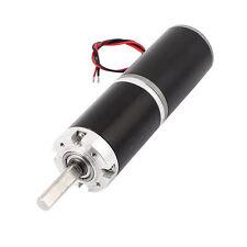 DC 12V 35RPM 15KG.cm High Torque 36mm Diameter Planetary DC Speed Reducer Motor
