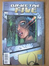 OBJECTIVE FIVE - USA IMAGE COMIC - No 1 2000