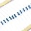 1000pcs-1-1W-Metal-Film-Resistor-100-Values-Assorted-Kit-1-ohm-1M-ohm-Range thumbnail 1