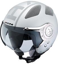 IXS Helm Jethelm * HX 80 * mattsilber * Gr.XS* 53/54 Rollerhelm mit Belüftungen