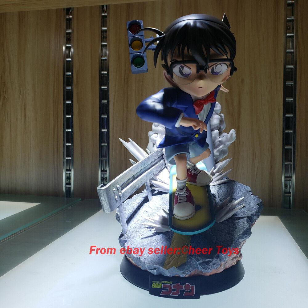1 8 huevo Studio Detective Conan garaje Juegos Colors limitada 26CM En Stock