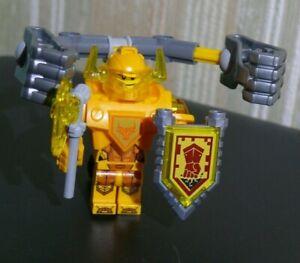 Adaptable Minifigs Minifigurine Lego Armored Super Heroes Figurine Frissons Et Douleurs