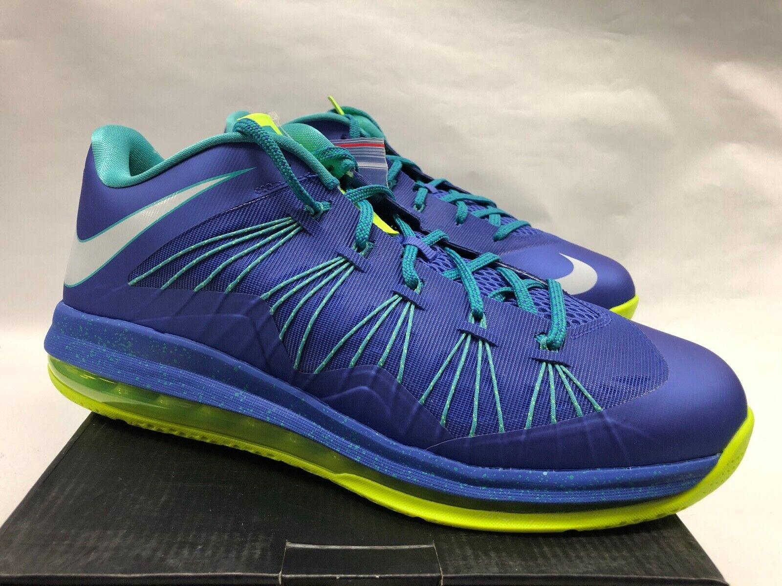 Nike Air Max LeBron 10 Low Sprite