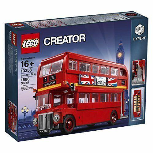 LEGO Skapare Expert i London buss 10258