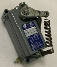 Electrical Limit Switch Square D Schneider 9007 Aw 12 Rotary Actuator Lever A0 2