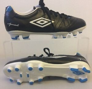 f932ec517b6 Umbro Speciali 3 Cup Football Cleats Shoes Leather 80522U-YW5 UK 8 ...