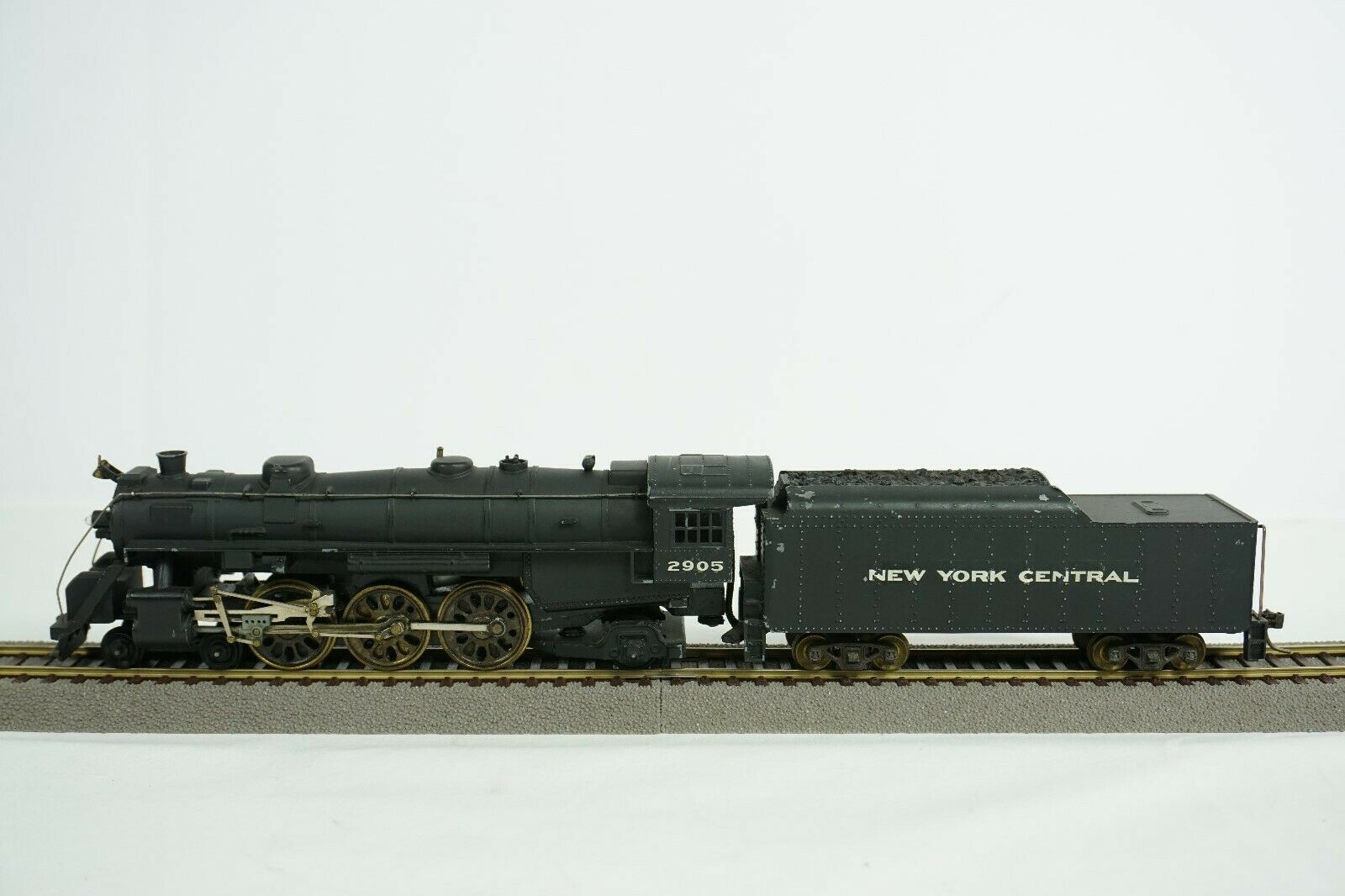 Jahr Mantua HO Scale New York Central 4-6-2 Steam Engine 2905 Tender Licht P5
