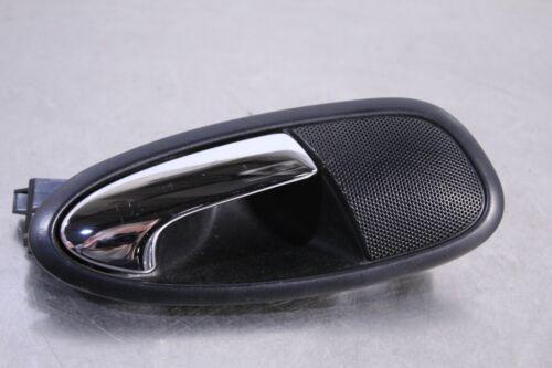 B2 2006 SEAT ALTEA Côté Conducteur Arrière Poignée Intérieure De Porte Chrome 5P0839114