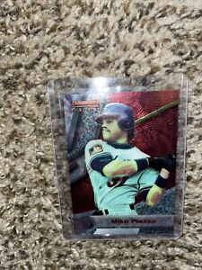 1994 bowmans best refractor Mike Piazza