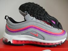 Nike Woman Air Max 97 Wolf Greysolar Red 921733 009 US WMNS