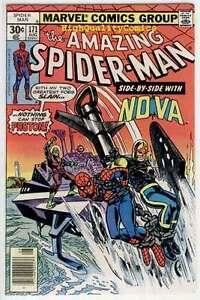SPIDER-MAN-171-FN-Andru-Nova-Amazing-1963-more-ASM-in-store