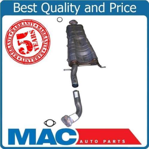 OE Style 97643 Fits 03-04 G35 4 Door Rear Wheel Drive Middle Muffler Resonator